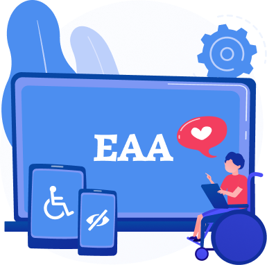 EAA Compliance for Websites: <br>The Definitive Guide