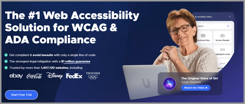UserWay accessibility plugin