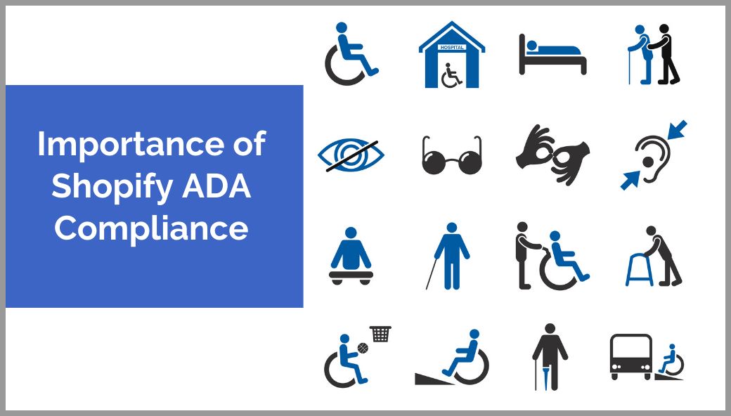 importance of shopify ADA compliance